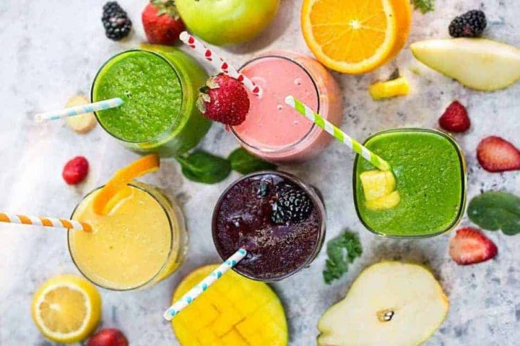 Healthiest things to put in a smoothie