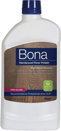 Bona Hardwood Floor Polish - Wood Floor Wax