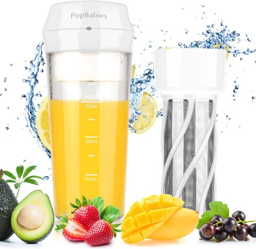PopBabies Personal Blender for Shakes and Smoothies