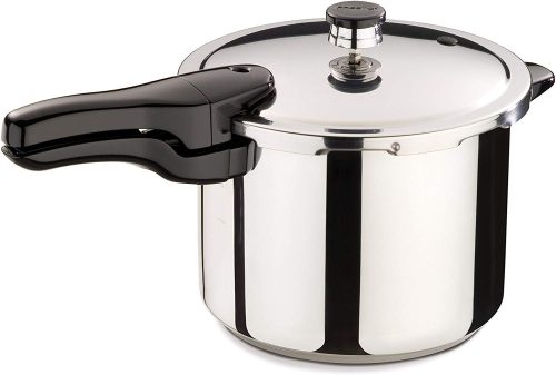 Presto Stainless Steel Cooker - Microwave Rice Cooker