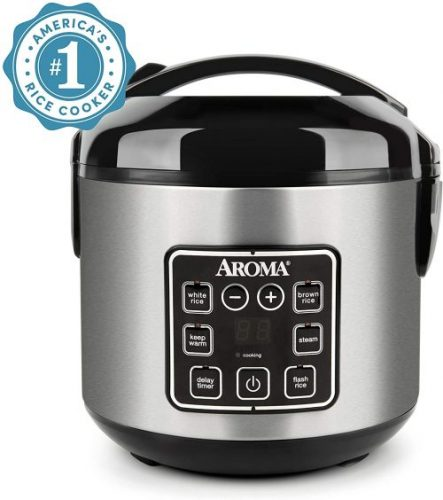 Aroma Digital Cooker - Microwave Rice Cooker