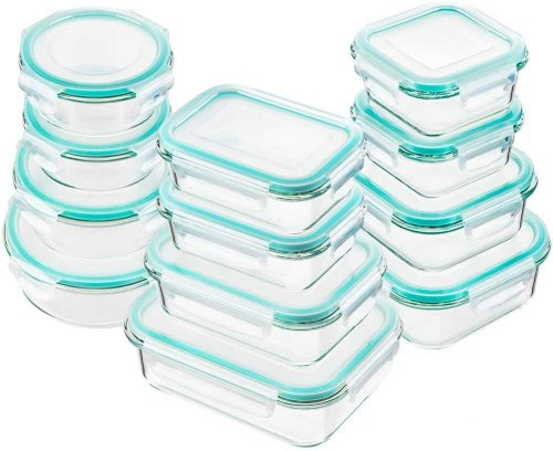 Bayco Glass Containers