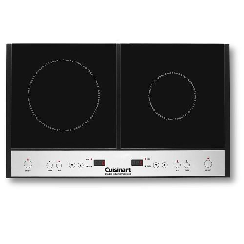 CuisinArt ICT-60 twin burner induction Cooktop