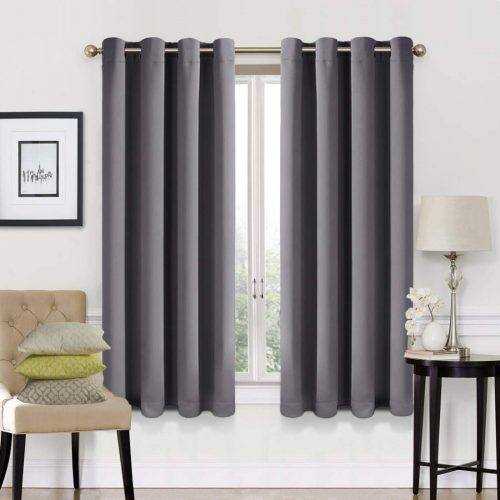 Easeland Blackout Curtains