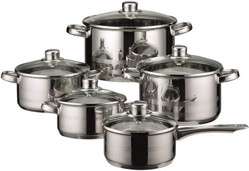 Elo Top Induction Cookware