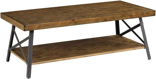 Emerald Home Rustic Coffee Table