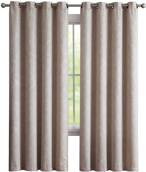 Evelyn Linen Blackout Curtains