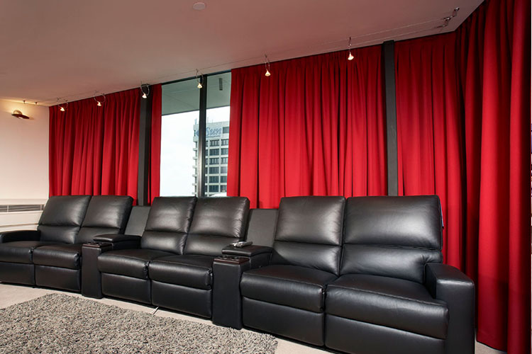 Best Home Theatre Curtains in 2020 | Like a Real Theatre Experience!