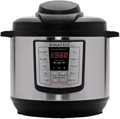 Instant Pot LUX-6 Cooker - Microwave Rice Cooker