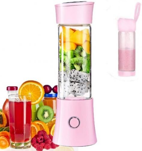 Little Bees Fruit Juice Mixer and Travel Blender
