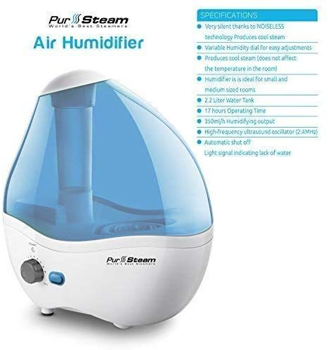 PurStream Cool Humidifier - Cold Humidifiers