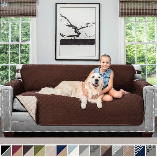 Sofa Shield Reversible Couch Slipcover