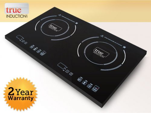 True Induction Double Burner - Induction Hot Plates