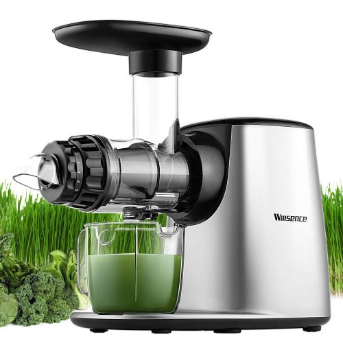 Willsence Slow Masticating Juice Extractor