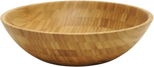 Wood Salad Set, Bamboo