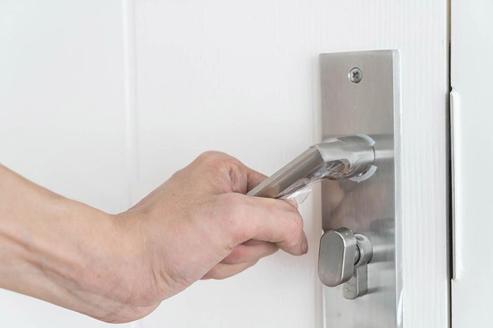 Simple things to secure your house