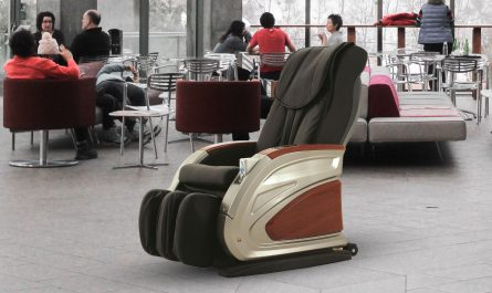 Back Massage Chair