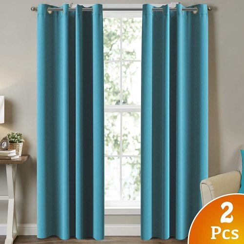 Turquoiz Blackout Curtains