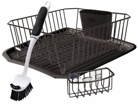 Rubbermaid Antimicrobial Sink Dish Rack