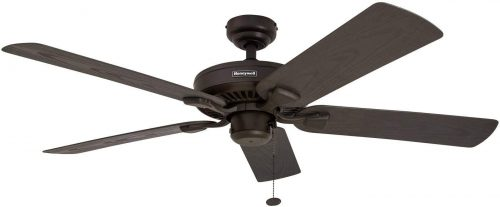 Coleman Tent Fan with Light