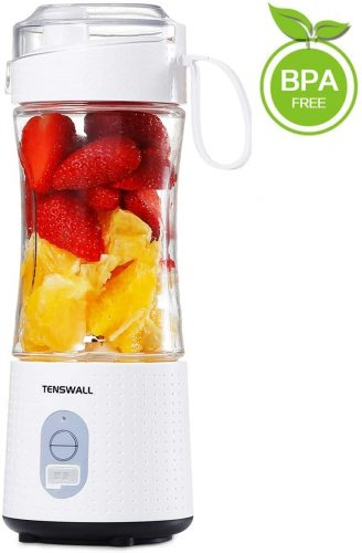 TENSWALL Portable Blender, Personal Size