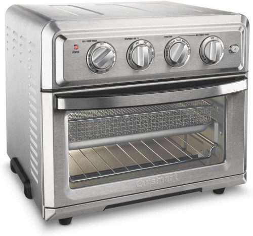 Cuisinart TOA-60 Air Fryer Toaster Convection Oven