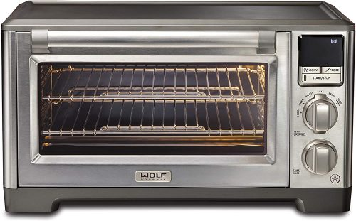 Wolf Gourmet WGCO100S Countertop Oven