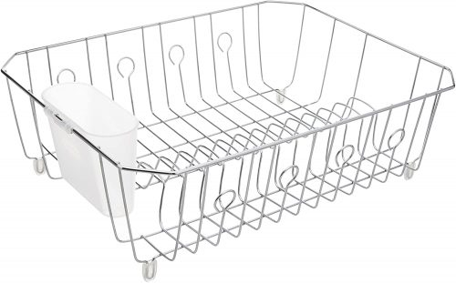 Rubbermaid Anti-Microbial In-Sink Dish Drainer