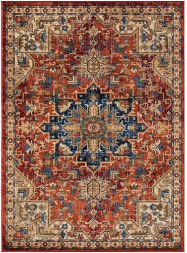 Luxe Weavers Howell Collection Rug
