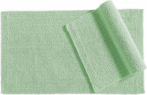 AmazonBasic Cotton Bath Rug
