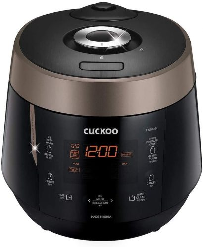 Cuckoo CRP-PO609S Electric Rice Cooker