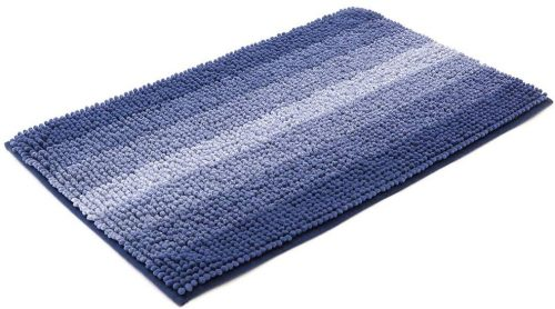 COSY HOMEER Bath Rugs Made of Polyester - Super Absorbent and Soft Bathroom Rugs