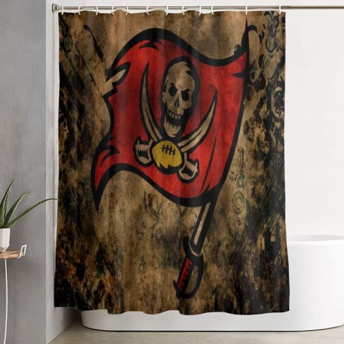 Custom Tampa Bay Shower Curtain