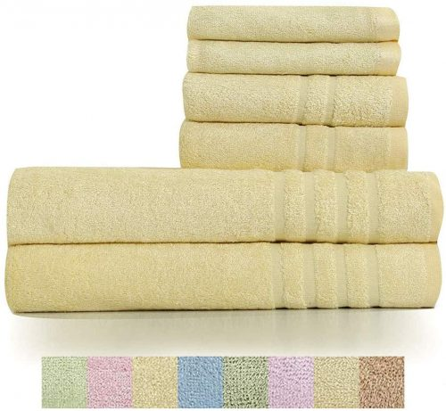 Home Bamboo Fade Resistant Towels