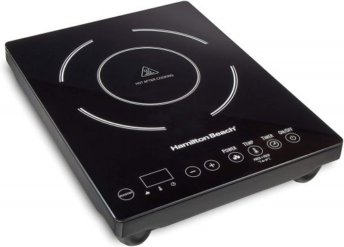 HAMILTON Beach Single Induction Cooktop - Induction Hot Plates
