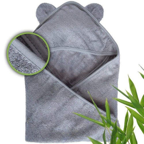 Moon and Baby Hooded Baby Towels for Boys and Girls