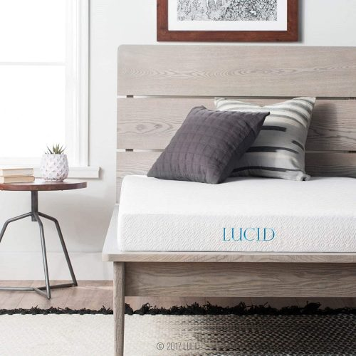 Oliver Smith Cool Memory Foam & Pocket Spring Mattress