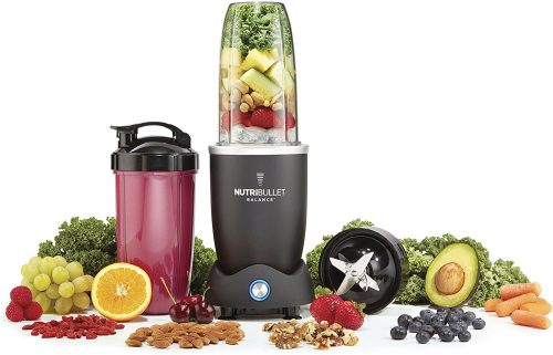 NutriBullet Balance Smart Blender