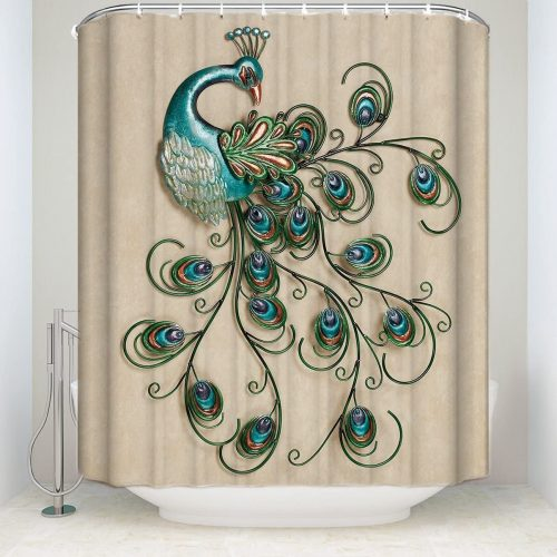 CRYSTAL EMOTION Custom Shower Curtain