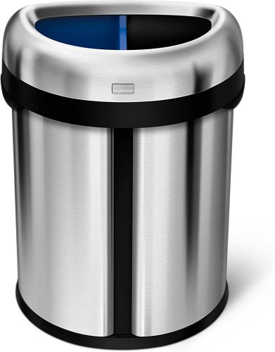 Simplehuman Double Garbage Can