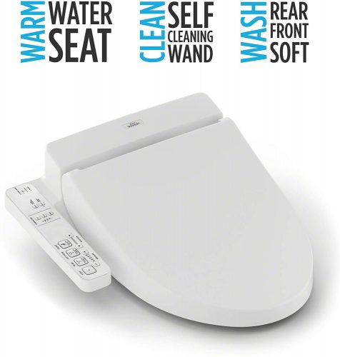 TOTO SW2014#01 A100 Toilet Heated Seat
