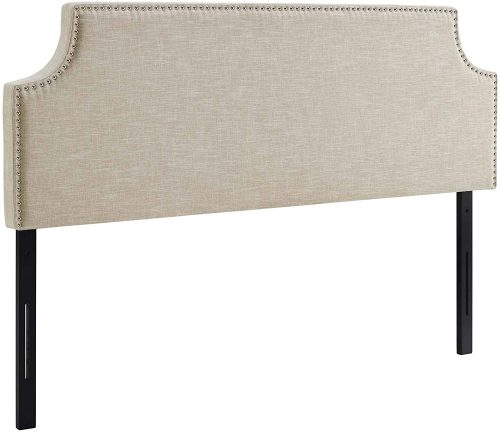 Modway Laura Upholstered Fabric King Headboard