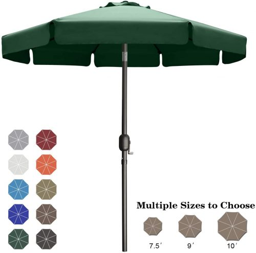 ABCCANOPY 7.5 feet Pool Umbrella