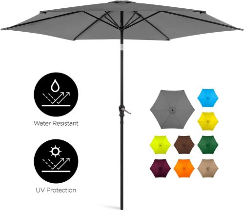Best Choice 10 feet Steel Umbrella