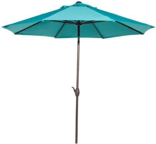 Abba Patio Turquoise Pool Umbrella