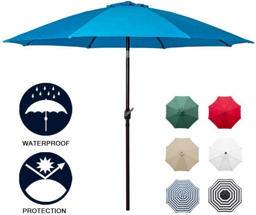 Sunnyglade 9 feet Pool Umbrella