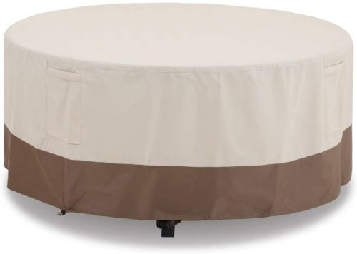 Phi Villa Round Table - Round Picnic Table