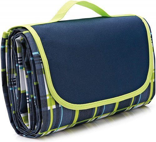 Natural Rays Extra Large Picnic blanket