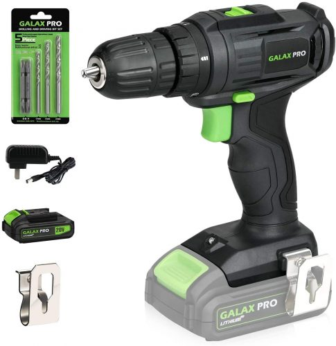 Galax Pro Two-speed Cordless Drill