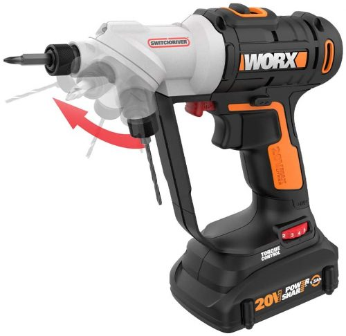 Worx 2-in-1 Cordless Drill and Driver